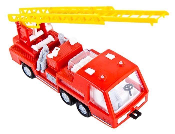 Форма  Супер-мотор Пожарная машинка 5х30 С-5-Ф