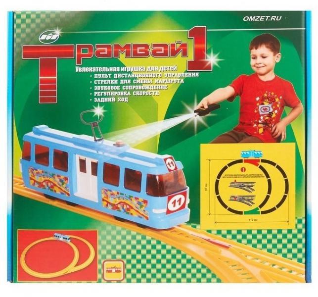 Омск Игра Трамвай-1 (022) 1. 5