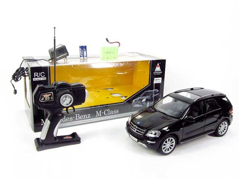 Наш Китай  Машина р/у 300202-1 1:14 Mercedes-Benz . AH013819 12/12