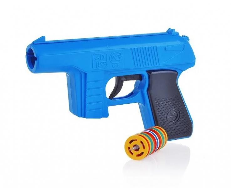 Форма  Пистолет с дисковыми пулями С-21-Ф