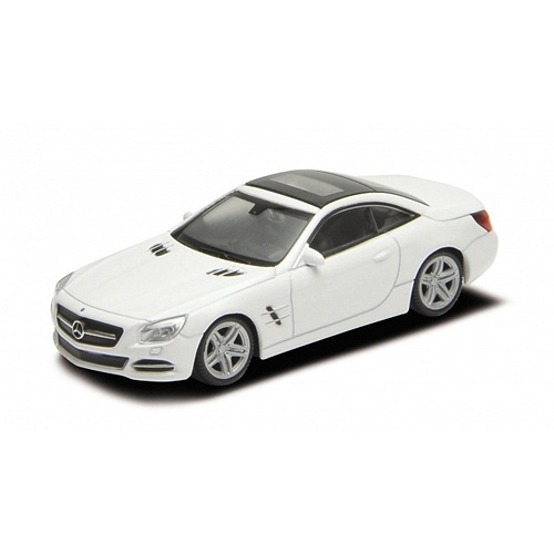 Welly мод. 73152 1:87 Mercedes-Benz SL500