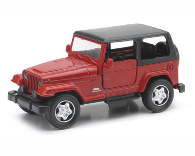 New Ray мод. 54643/54163 1:32 Jeep Wrangler 4x4 1997