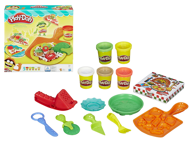 Hasbro. Play Doh B1856 Пицца