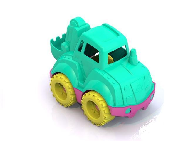 Шкода  ШКД11 Трактор мал.