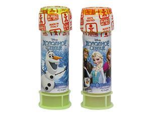 Мыльные пузыри 1504-0439 Disney Холодное Сердце, 60мл цена за шт. уп. 36шт  (Европа уно Трейд)