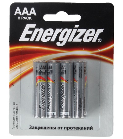 Energizer  AAA LR03 BL-8 8. 96