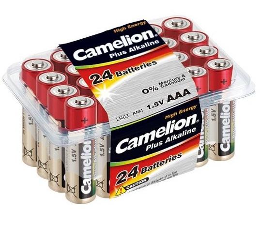 Camelion  AA LR06-РВ24 1. 24. 144. 576