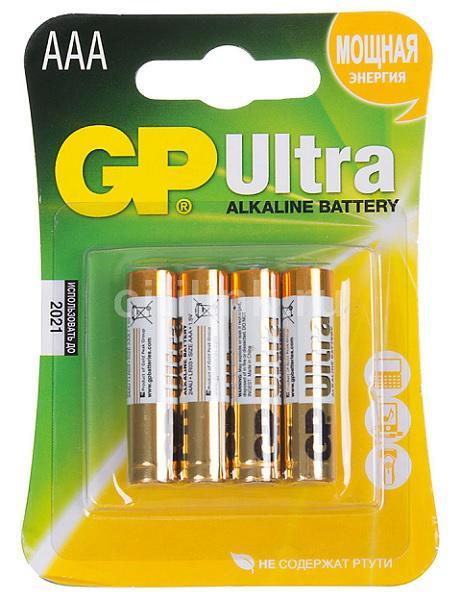 GP  AAA LR03 BL-4 Super 4. 40. 160. .