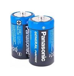 Panasonic  D R20 Zink Carbon б. б 2. 24. 288