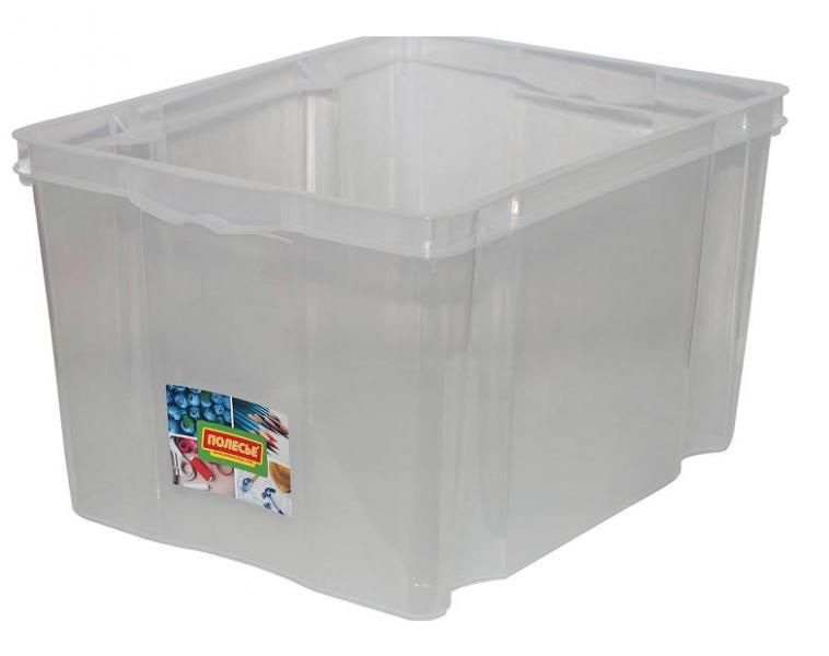 Полесье  52117 Ёмкость №52 для хранения без крышки, 460х350х265 мм, 32 литра