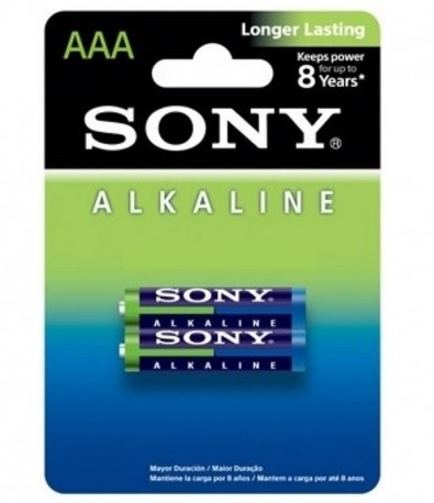 Sony  AAА LR03 BL-2 2. 24. 96