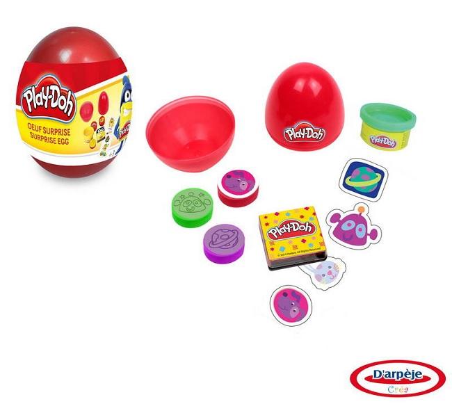 Hasbro. Play-Doh 062 Необычное яйцо
