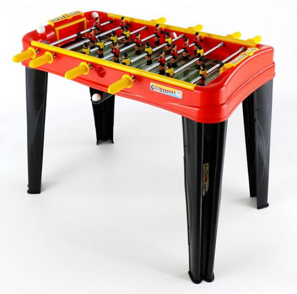 Полесье Palau Toys  67562 Набор Мини-футбол Champions №1 (красный) в. к