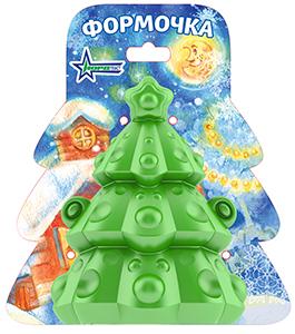 Нордпласт 334 Формочка для снега Елочка