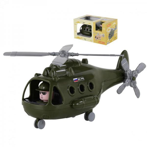 Полесье  68729 Вертолёт военный Альфа в. к