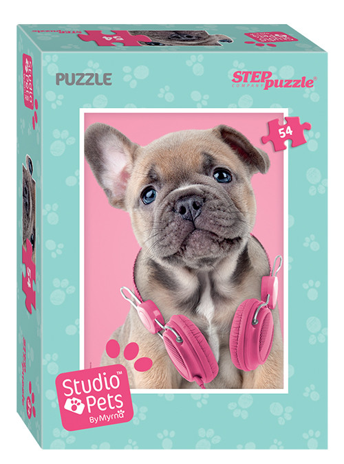 Steppuzzle  Пазлы    54 71153 Авторская коллекция. Studio Pets by Myrna. Мирна