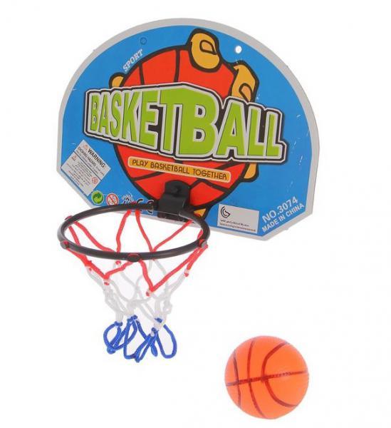 Баскетбольный набор 1430032 Фристайл 3074 с мячом
