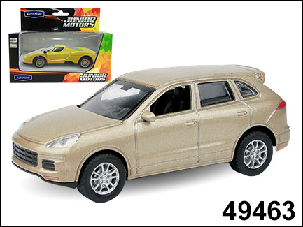 AutoTime мод. 49463 1:36 Germany Luxury Offroader