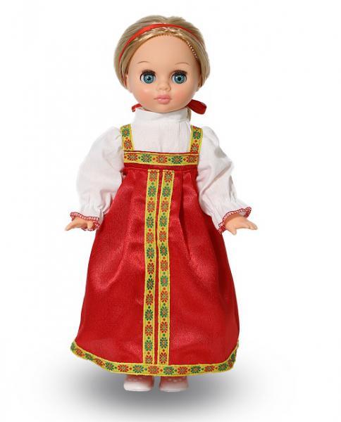 Кукла  Весна Эля в русском костюме В3189