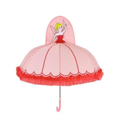 Наш Китай-2  Зонтик детск. КК4 Красная фея, диаметр 70см