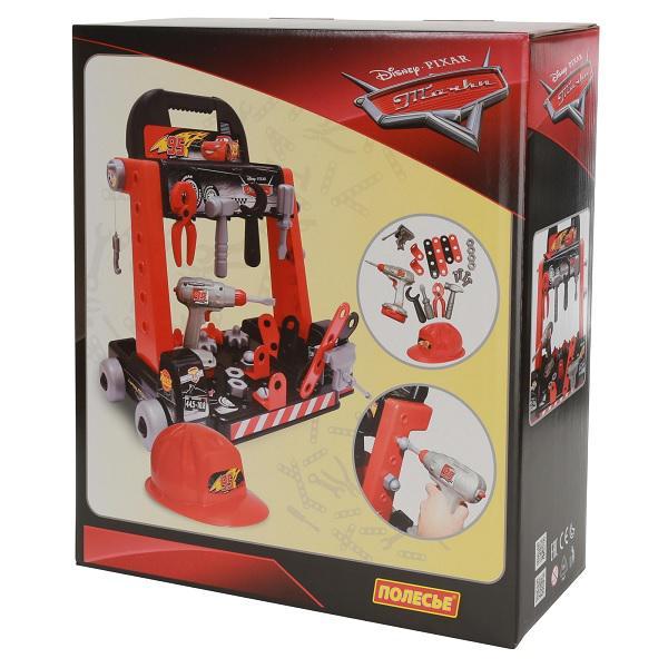 Полесье Palau Toys  69887 Набор Механик-мини Disney.  Pixar Тачки в. к