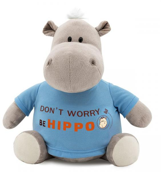 Orange  Bу Hippo MS6207. 30 Бегемот 30см 4. 12. 60
