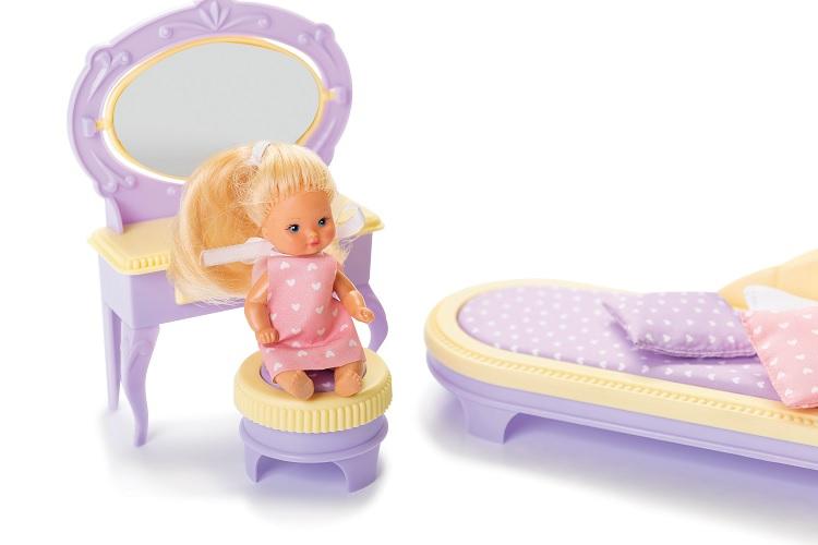Огонек  Будуар Маленькая Принцесса, лимонный уп-6шт С-1459