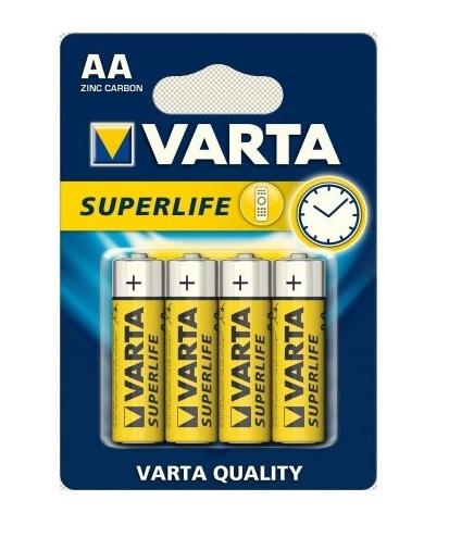 Varta  AA  R6 BL-4 2006 Superlife 4. 48. 240