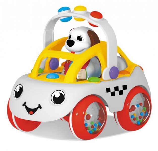 Стеллар  Машина 01950 Пышка. Такси