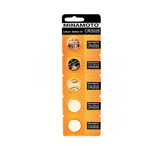 Minamoto  CR-2025 5. card 5. 100