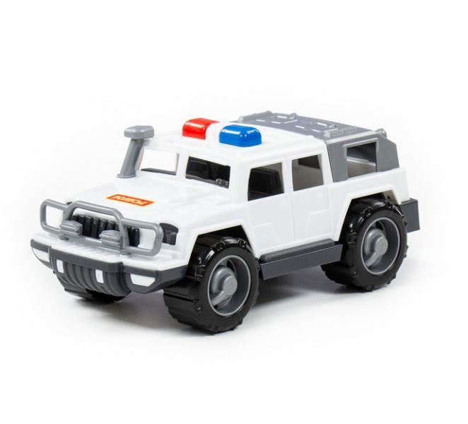Полесье  79190 Машина Разведчик, Джип патрульный