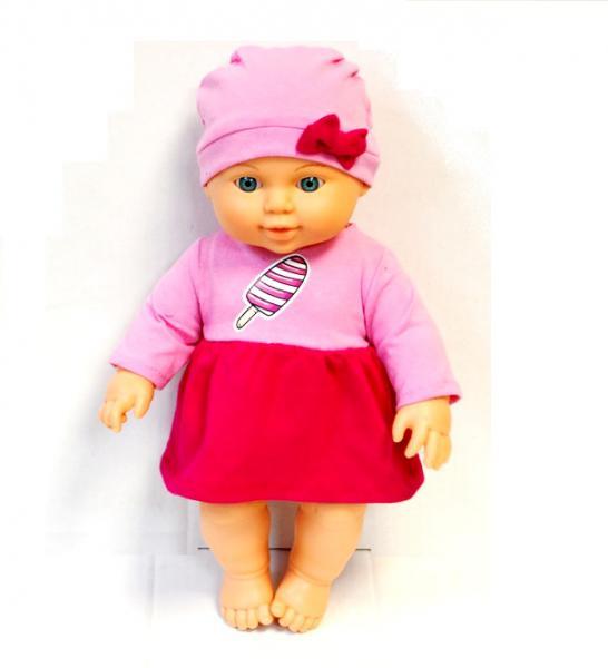 Кукла  Весна Малышка рис. Мороженка В3964 30см