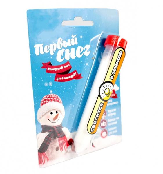 Изделие для карнавалов и праздников FS103 Первый снег (светится в темноте) 10г.