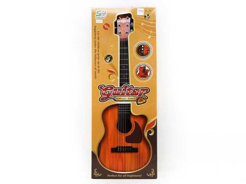 Наш Китай  Гитара 6818A3 в. к 80х30х9. 0см EC030453 1. 12