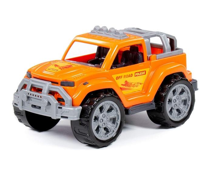Полесье  87621 Легионер, автомобиль (оранжевый) в. с