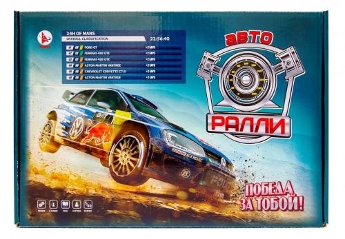 ТМ Ракета  Настольная игра Р3517 Авто Ралли