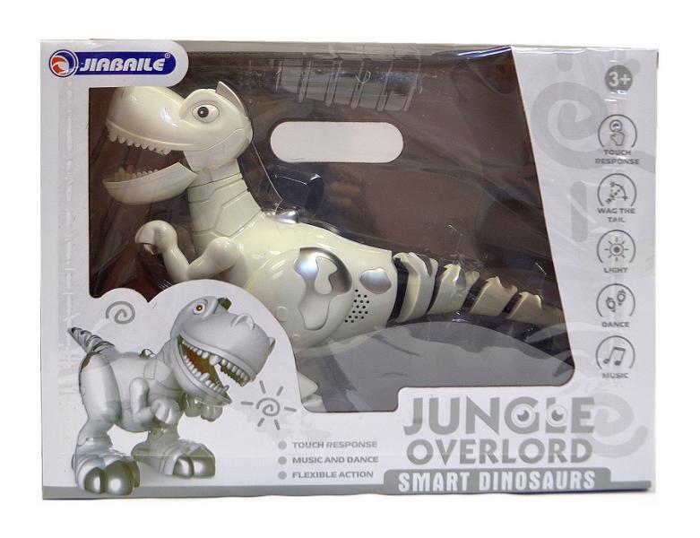 Наш Китай   Динозавр 908С на бат. со свет. и звук. эффектами в. к 36. 5х18. 5х26. 5см AD006177 1. 12