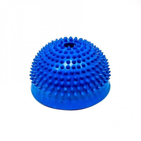 Тех-Пласт  И06044 Полусфера утяжеленная с отверстием 150мм синий
