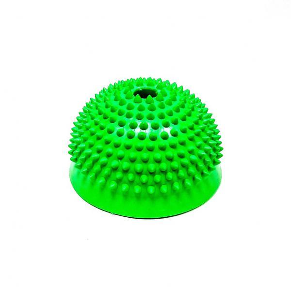 Тех-Пласт  И06044 Полусфера утяжеленная с отверстием 150мм зеленый