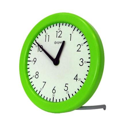 Форма  Часы с механизмом С-102-Ф