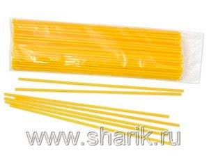Палочка 1302-0032 желтая 100шт. уп цена за шт. (Европа уно Трейд)