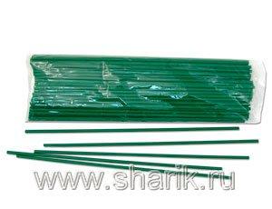 Весёлая затея  1302-0033 Палочка зеленая 100шт. уп цена за шт.