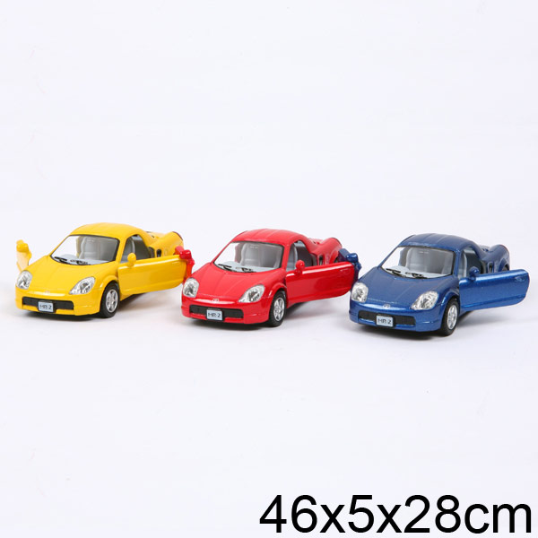 Kinsmart мод. 5026DKT 1:32 Toyota MR2 144/144