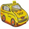 Палатка детск. игровая YTM6700 Такси в сумке русс. уп. в кор. 2*30шт
