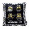 Мяг. СМ Игрушка-подушка Миньоны В30, 2328. ЧН. 30